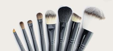 Pensule profesionale make-up
