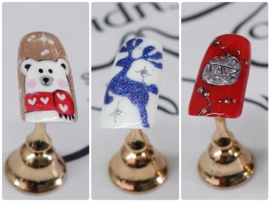 Manichiură de iarnă: idei de design și nuanțe la modă. Unghiile GLAM, un must-have al sezonului