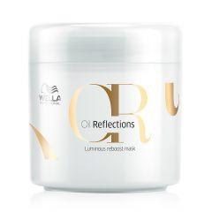 Masca de par nutritiva Luminous Oil Reflections Wella Professionals 150 ml
