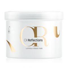 Masca de par nutritiva Luminous Oil Reflections Wella Professionals 500 ml