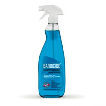 Dezinfectant Barbicide spray fara parfum 1000ml