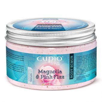 Body Scrub Organic Magnolie&Pink Fizz 250ml