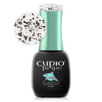 Oja semipermanenta Cupio To Go! Candy Collection - Black Splash