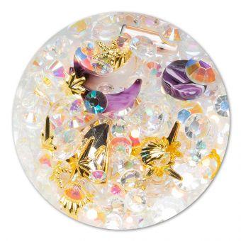 Cristale unghii mix box #05