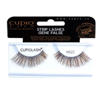 Gene false banda CupioLash Brown N522