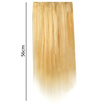 Extensii DeLuxe clip on - Blond