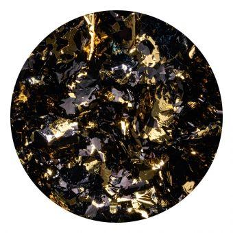 Foite unghii Gold&Black