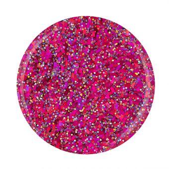 Supreme glitter gel Cupio Pink