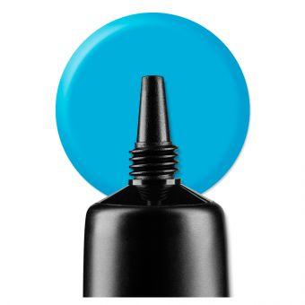 Gel pentru stampila - Blue 15ml
