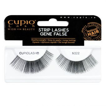 Gene false banda CupioLash Rubin N322