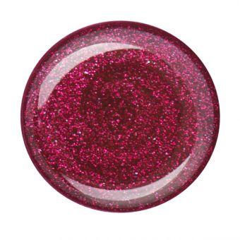 Glitter Gel Cupio Sugar Red