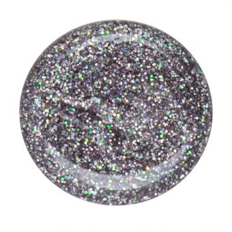 Glitter Gel Cupio Silver Sparkle
