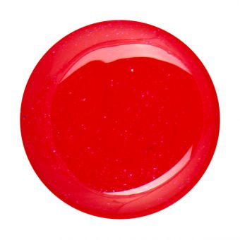 Glitter Gel Cupio Star Red
