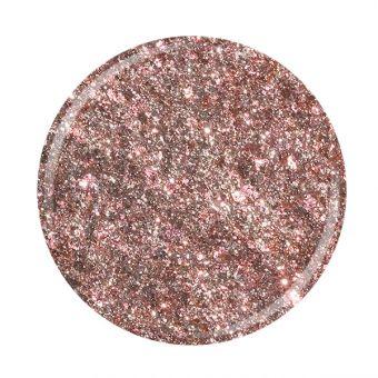 Glitter gel Superstar Cupio Rose Gold
