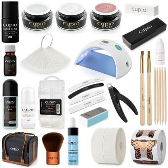 Kit Cupio Professional Nails