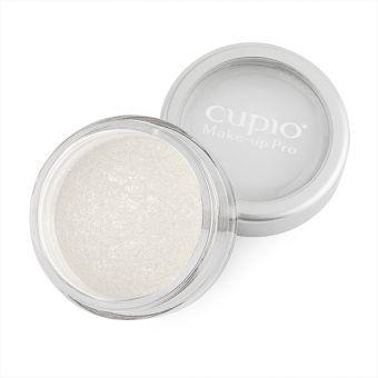 Fard de ochi mineral Cupio MKP - White Sparkle