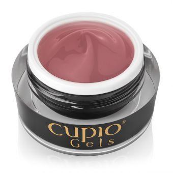 Gel pentru tehnica fara pilire - Make-Up Fiber Pink 15ml