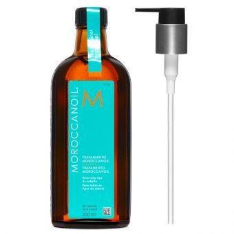 Tratament Moroccanoil pentru toate tipurile de par 200ml