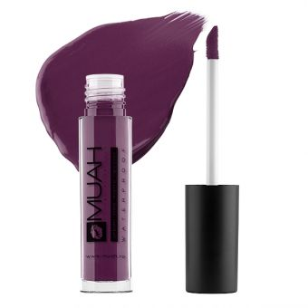 Ruj lichid MUAH Matte Lipcolor - Bad Girl