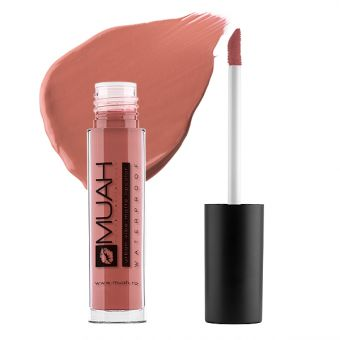 Ruj lichid MUAH Matte Lipcolor - Naked Touch