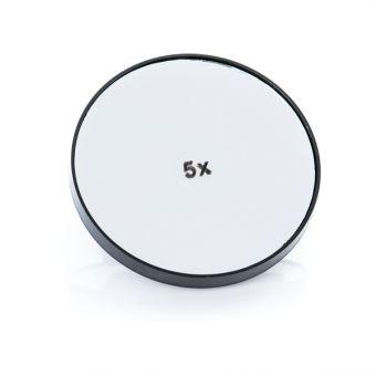 Oglinda cosmetica cu lupa 5X
