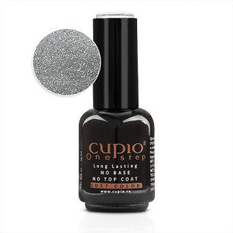 Gel Lac 3 in 1 Cupio One Step Crystal Shining 15ml - R726