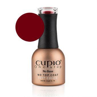 Gel Lac Cupio One Step Easy Off - Dark Red