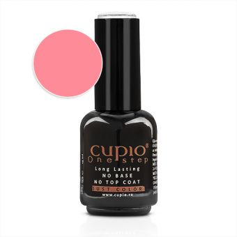 Gel Lac 3 in 1 Cupio One Step Apricot 15ml - R047