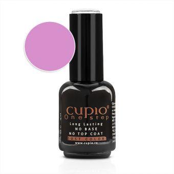 Gel Lac 3 in 1 Cupio One Step Crazy Purple 15ml - R093