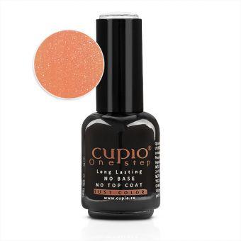 Gel Lac 3 in 1 Cupio One Step Nude Star 15ml - R719
