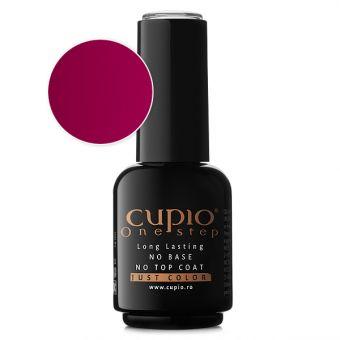 Gel Lac 3 in 1 Cupio One Step 15ml - R809
