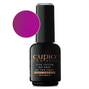 Gel Lac 3 in 1 Cupio One Step 15ml - R873
