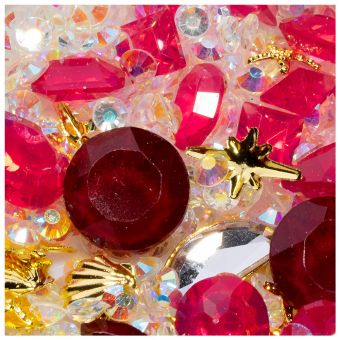 Cristale unghii mix box #12