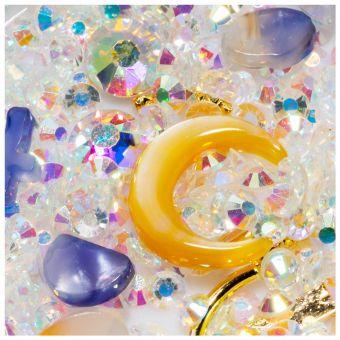 Cristale unghii mix box #04