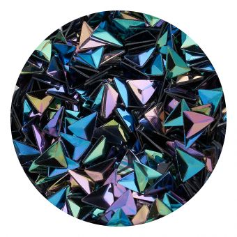 Paiete triunghi 4D Black