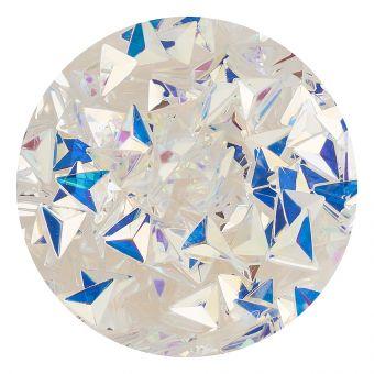 Paiete triunghi 4D Blue