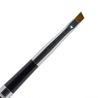 Pensula gel One Stroke metalica Nr.2