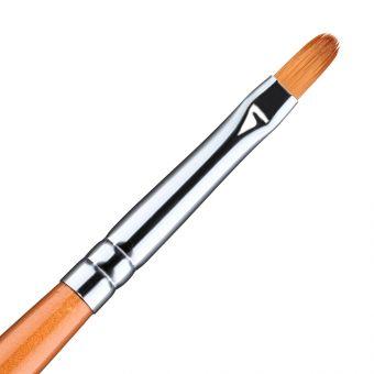 Pensula ovala pt gel Cupio R4