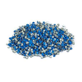 Set 3000 buline albastre unghii