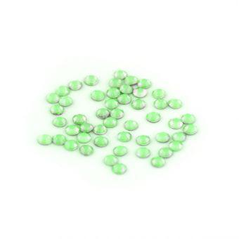 Cristale Opal Verzi 50 buc