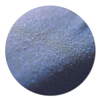 Pigment make-up Blue Sparkle