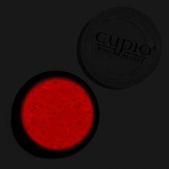 Pigment de unghii Night Glow Premium Roz
