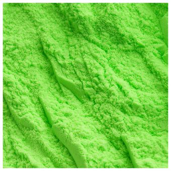 Pigment de unghii Night Glow Lime Green