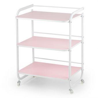 Ucenic pentru salon cu 3 etaje- Pink