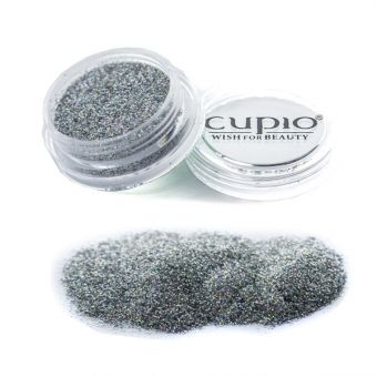 Sclipici holografic - Argintiu