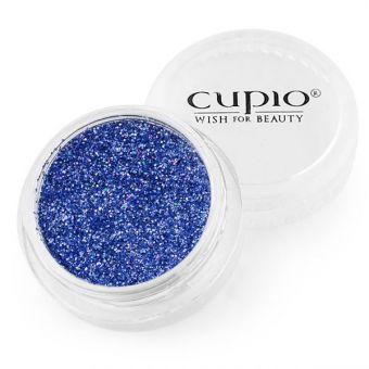 Sclipici holografic - Albastru