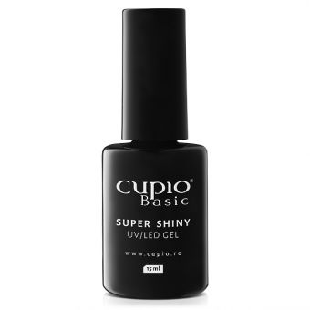 Gel de finish Super Shiny Cupio Basic 15ml