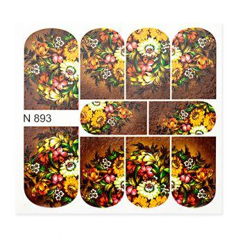 Tatuaj unghii N893