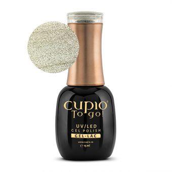 Oja semipermanenta Cupio To Go! Gold Collection Champagne 15ml
