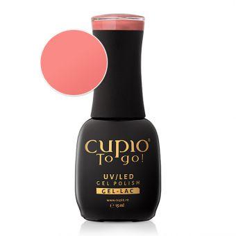 Oja semipermanenta Cupio Pink Blush 15ml